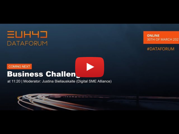 Data Forum - Business Challenges